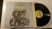 The Kinks Something Else 1967 Us Stereo 1st Press Rs 6279 Tri-color Labels Rare