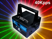 3000mw Rgb Ilda Stage Full Color Animmation Laser Party 3w Light Projector 40k