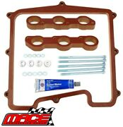 Mace 12mm Spacer And 6.35mm Insulator Pack For Holden Commodore Ve Sidi Llt 3.6 V6