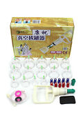 20 X Kangzhu 14 Cups Vacuum Suction C14 Healthy Body Massage Therapy Cupping Set