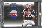2010 Panini Plates And Patches Prime Laundry Tags 58 Tom Brady No 1 Of 5