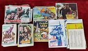 Collection Of 353 Cinema Programs. Spain. Years 40/50 And 60.