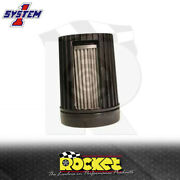 System 1 Remote Spin-on Fuel Filter W/ Drain 6 Long - Sy212-512532