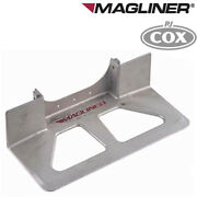 Magliner Hand Truck Nose Plate For Aluminum Hand Truck 300201 Type 'u'