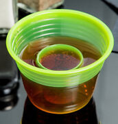 1000 Yellow Neon Jager Bomb Blaster Power Shot Glass Disposable Plastic Cup Case