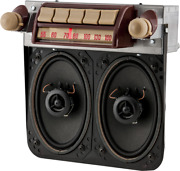 1947 - 53 Gmc Am Fm Stereo Bluetoothandreg Radio With Speakers Not In Stock 12 + Wk