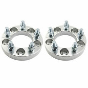2pcs 1 Wheel Spacers 5x4.5 |1/2x20 Fits Dodge Nitro Ford Mustang