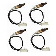 O2 Oxygen Sensor Set Of 4 Front Rear Downstream And Upstream For Ford Mercury