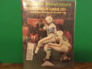 Garo Yepremian Signed 1972 Sports Illustrated/miami Dolphins Died 2015