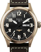 Ball Engineer Iii Bronze Star Nm2186c-l1j-bk Brand New With Box And Papers