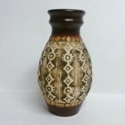 Jasba Keramik West Germany Pottery Vase Antik Decor