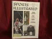 Carmen Basilio Signed 1958 Sports Illustrated/ 56 Wins Middleweight/ Died 2012