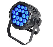 Outdoor Led Par Dj Light Rgbw Stage Light Projector Holiday Event Show Party Bar