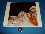 Nasa Sts-6 Space Shuttle Challenger Serial Number 1983 Original Photo