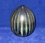 Vintage Rare McCarty McCarty's Pottery Merigold Mississippi Melon Cabinet Piece