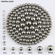 Lot Dia Bearing Balls High Quality Stainless Steel Precision 1.5-16mm 10-10000x