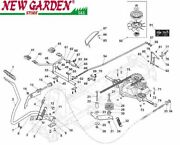Transmission Exploded View 26in Xe966hdb Bands950 F966htrattorino Lawn Mower