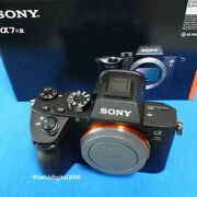 Sony A7r Iii A7rm3 Only Body Ilce-7rm3 4k Recording 13 Languages Selectable