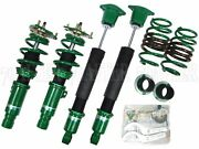 Tein Flex Z 16ways Adjustable Coilovers For 16-20 Civic Sedan And Coupe Fc1/2/3/4
