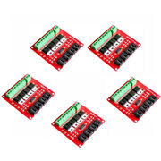 5pcs Switch Module Board Mosfet 4 Route Button Irf540 V2.0 For  Diy