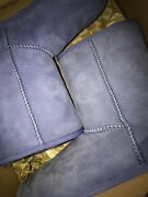 Womens Size 6 Uggs Light Blue Worn Once Great Condition