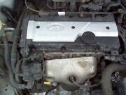 Engine Assembly, Hyundai Accent, 2002 Enget20