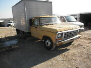 5.8 L Gas Engine This Engine Is A 351 Mod 400 1978 Ford F-350 Box Truck 3ab05