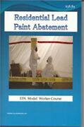Lead Paint Worker Instructors Training Package