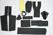 Jaguar Xke Etype Si And Sii Center Console Upholstery Kit