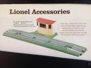Mth 10-1069 Tinplate Traditions 441 Standard Gauge Weigh Scale Lionel Copy