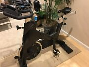 Precor Spinner Rally Exercise Bike --like Neww/andnbsp Hard To Find / Heavy Dutyandnbspandnbsp
