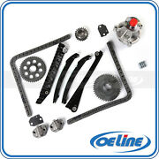 Timing Chain Kit For 03-11 Ford E150 E-250 F150 F250 Expedition 5.4l Water Pump