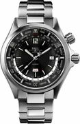 Ball Engineer Master Ii Diver Worldtime Dg2022a-s3aj-bk 300m Brand New With Tags
