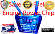 Engineered For Honda Performance Led Engine Volt Boost Voltage Power Speed Chip
