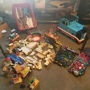 Learning Curve Thomas Train Huge Set Excellent Condition {some Rare 2000-07yrs}