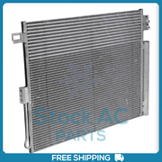 A/c Condenser For Dodge Durango - 2011 To 19 / Jeep Grand Cherokee - 2011 To 20