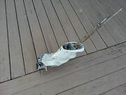Johnson 9.9 Hp Outrboard /10el Cue/ Outboard Gearcase Lower Unit 1987-up