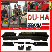 Du-ha For 04-08 Ford F-150 Supercab And Supercrew Black 20004 Underseat Storage