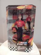 Nascar Official 94 Barbie Collectible Doll