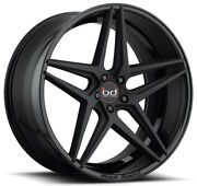 20andrdquo Blaque Diamond Bd-8 Gloss Black Wheels For Ford Mustang Gt Ecoboost