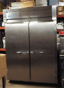 1 Used Mccall 1045 Commercial Refrigerator / Freezer Make Offer