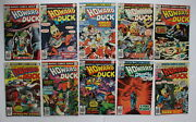 Howard The Duck 1976-1986 1st 2nd Kiss Simmons Frehley Stanley Criss 11-20 Vf