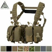 Direct Action Tactical Helikon Chest Rig Vest Molle Operator Loaded Hurricane