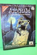 Call Of Cthulhu 1920s Hp Lovecraftand039s Arkham Unveiling Legend-haunted City D20