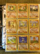 Andnbsppokemon Barely Used Extremely Rare Vintage Lot Of Over 200 Cards Holographics
