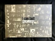 The Rolling Stones - I-con.tact / Eye-contact Signed Photo Book Mankowitz 1998