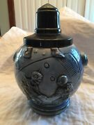 Vintage McCoy Astronaut Cookie Jar Base only.