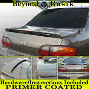 1997-2003 Chevy Malibu Factory Style Spoiler Wing Rear Fin W/led Primer
