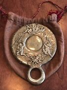 And Co. Vintage Sterling Silver Hand Mirror