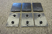 Mopar Dodge Plymouth, New Rear Leaf Spring Clamp Rubber Pads